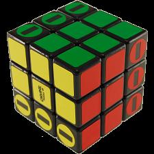 Evgeniy Cross-Road Bandage Cube - Black Body -