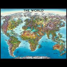World Map -