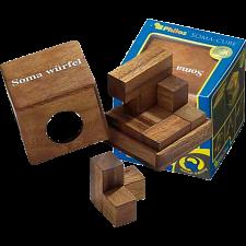 Soma Cube - Medium -