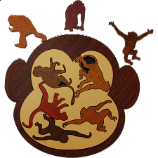 Monkey Theater (Affen Theater) -