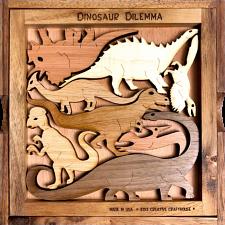 Dinosaur's Dilemma with Cover -