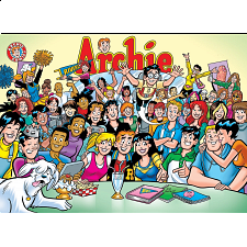 Archie: The Gang At Pop's -