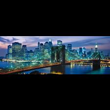 Panorama: New York Brooklyn Bridge -