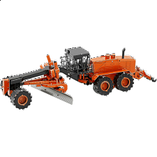 Metal Earth - Motor Grader -