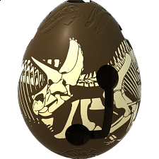 Smart Egg Labyrinth Puzzle - Dino -