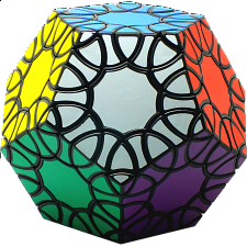 Clover Dodecahedron -
