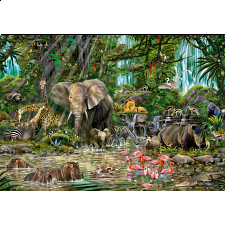African Jungle -