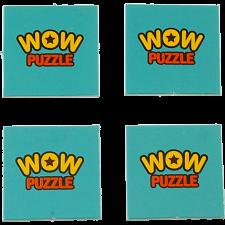 Four Square Puzzle -