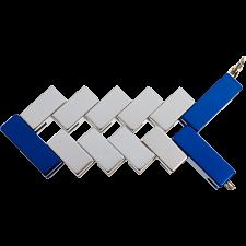 Mini Line Cube - Blue -