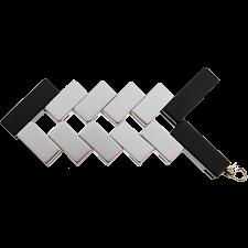 Mini Line Cube - Black -