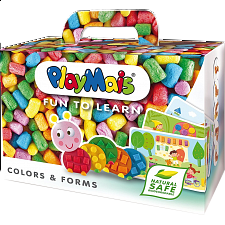 PlayMais Fun to Learn - Colors & Forms -