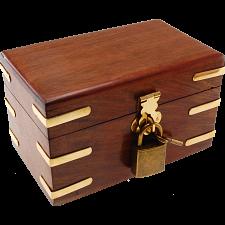Pick Lock Box -