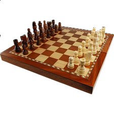 Magnetic Folding Chess Set - 29 cm -