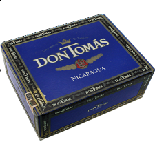 Cigar Puzzle Box Kit - Don Tomas: Blue -