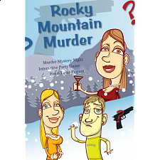 Murder Mystery Game: Rocky Mountain Murder -