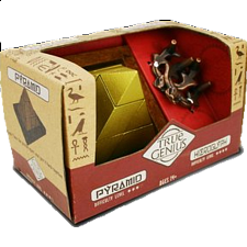 Pyramid & Hieroglyph -