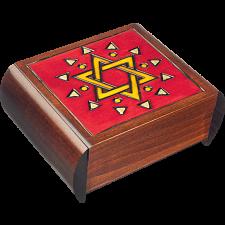 Star of David - Secret Box -