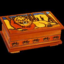 Lion of the Sahara - Secret Box -