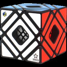 Greg Multi-Skewb Cube - Black Body -