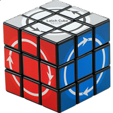 Latch Cube - Black Body -