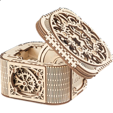 Mechanical Model - Treasure Box -
