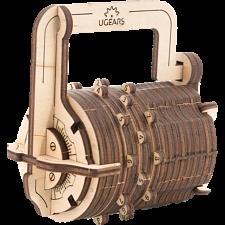 Mechanical Model - Combination Lock -
