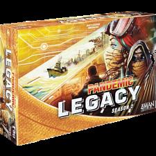 Pandemic: Legacy Season 2 (Yellow Edition) -