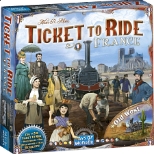 Ticket to Ride: France (Expansion) -