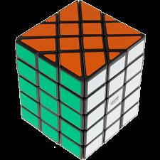 4x4x5 Fisher Cuboid (center-shifted) - Black Body -
