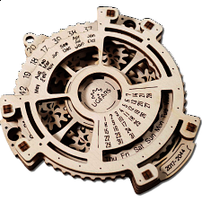 Mechanical Model - Date Navigator -