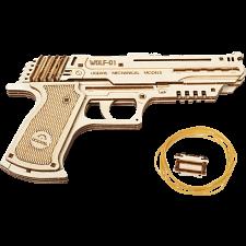 Mechanical Model - Wolf-01 Handgun -
