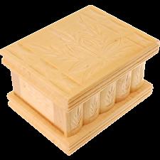 Romanian Puzzle Box - Small Natural -