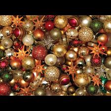 Christmas Balls - Large Piece -