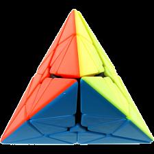 2x2x2 Discrete Pyraminx - 4 Solid Color -
