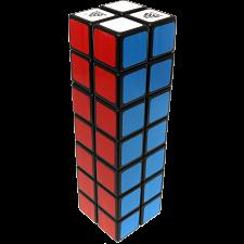1688Cube 2x2x7 Cuboid - Black Body -