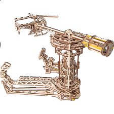 Mechanical Model - Aviator -