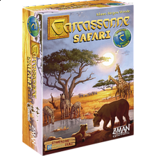 Carcassonne Safari -