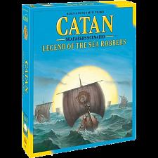 Catan Seafarers Scenario: Legend of the Sea Robbers -