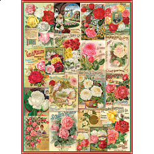 Roses: Seed Catalogue Collection -