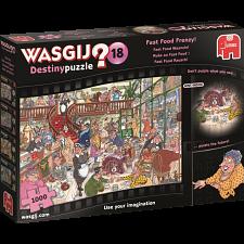 Wasgij Destiny #18: Fast Food Frenzy -