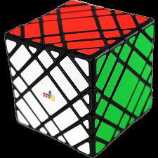 Elite Skewb Cube - Black Body -