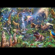 Into The Jungle -