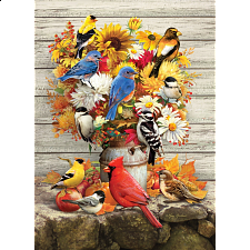 Fall Harvest - Large Piece -