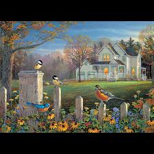 Evening Birds -