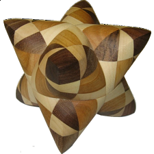 Dual Tetrahedron 28 -
