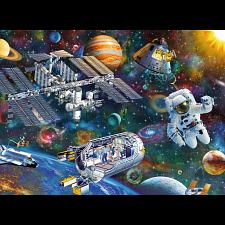 Cosmic Exploration -