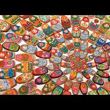 Matryoshka Cookies -