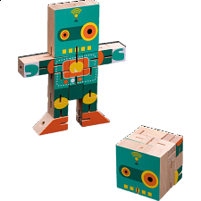 Robot Cube -