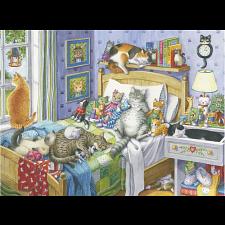 Cat Nap - Large Piece Format -