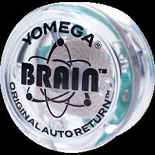 Brain (Clear) - Auto Return Yo-Yo -